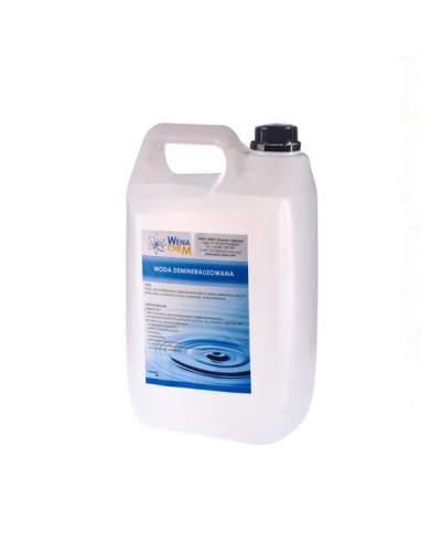 Woda demineralizowana 5L